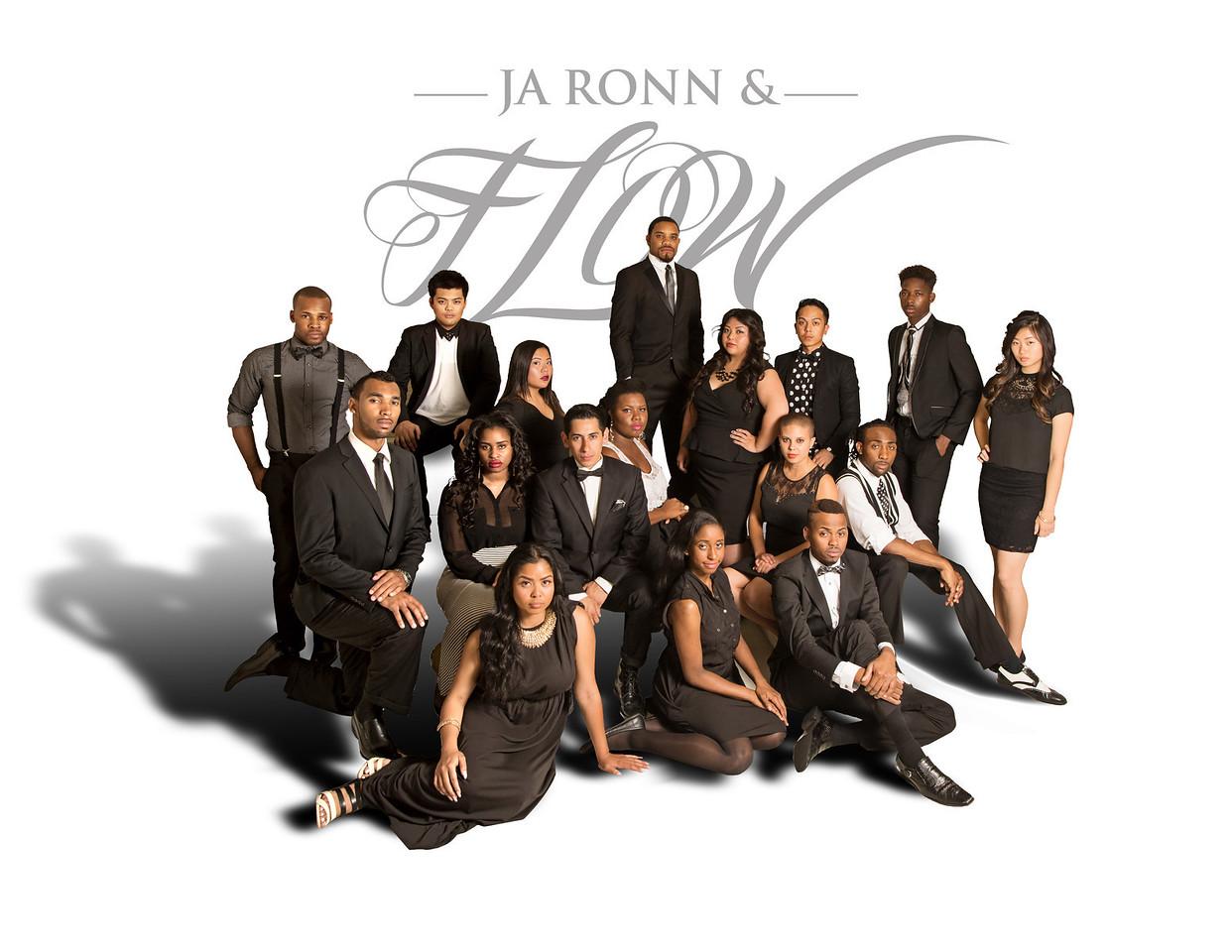 """I am a fan of the music group """"Ja Ronn & FLOW"""""""